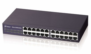 OvisLink AirLive FSH2400C Switch, 24 port